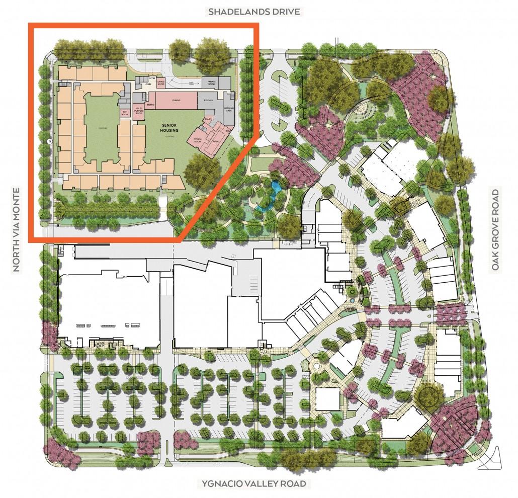 Viamonte - Site Plan
