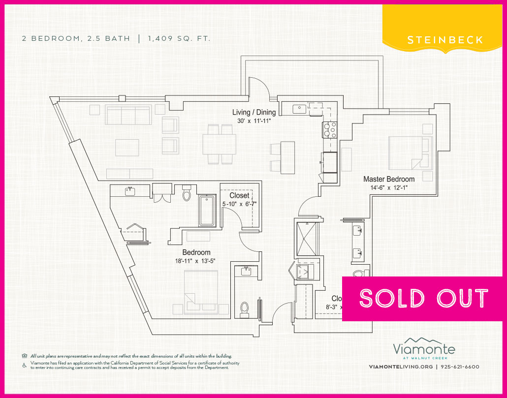Viamonte - Floor Plan - Stienbeck - SOLD OUT