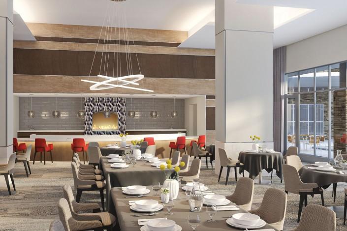 Viamonte Dining Cafe