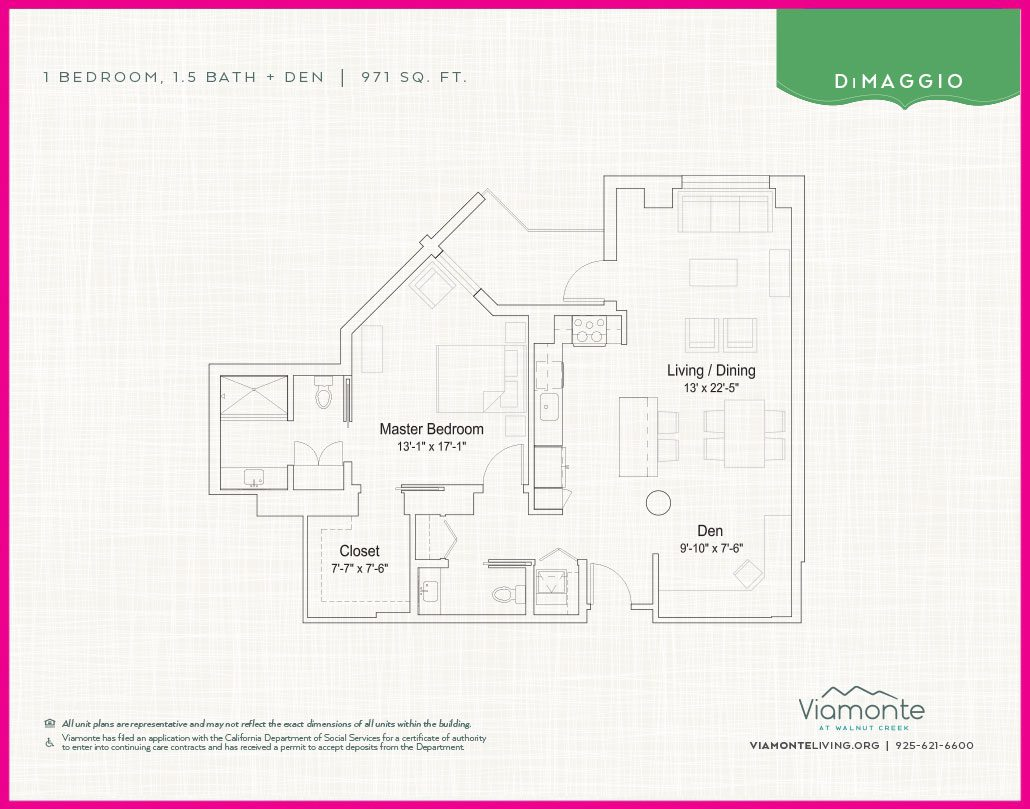 Senior Housing Floor Plans Senior Living Floor Plans