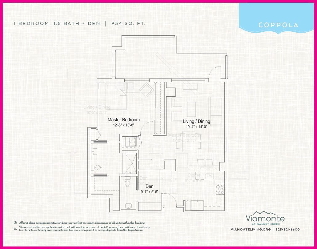 Viamonte - Floor Plan - Coppola