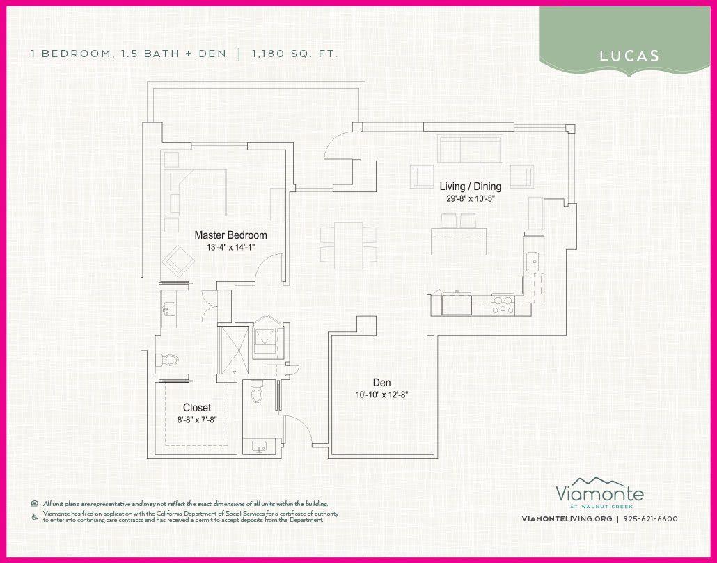 Viamonte - Floor Plan - Lucas