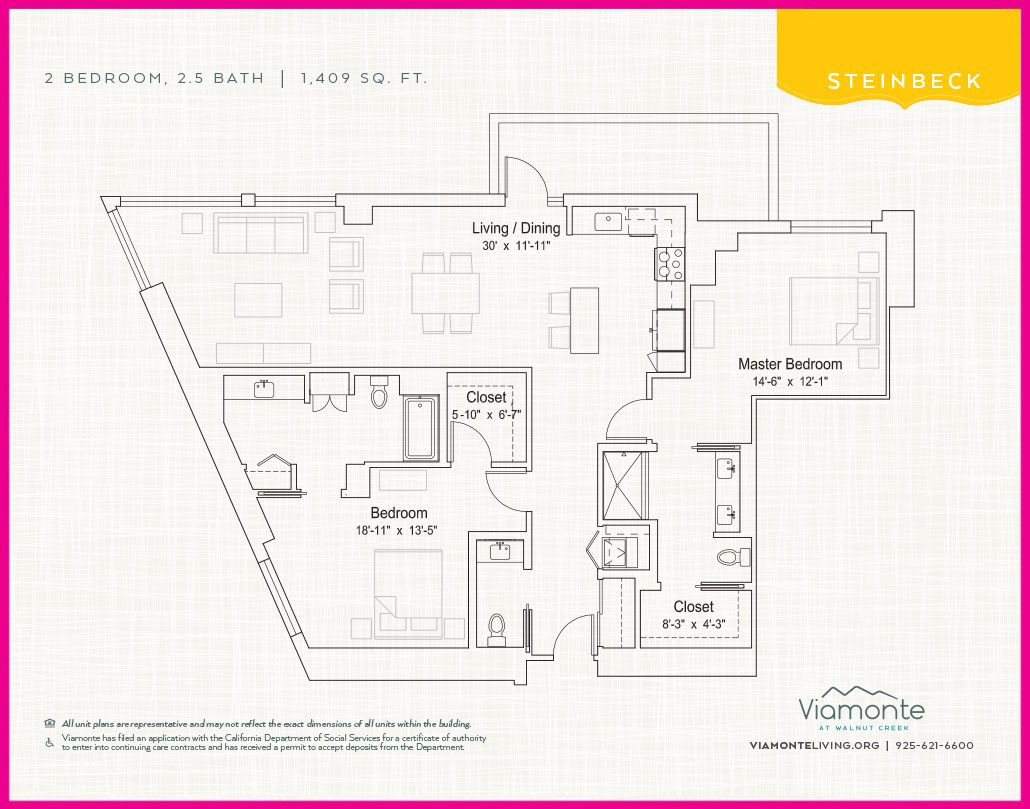 Viamonte - Floor Plan - Stienbeck