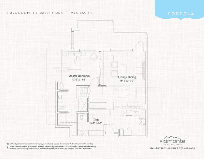 Coppola floor plan