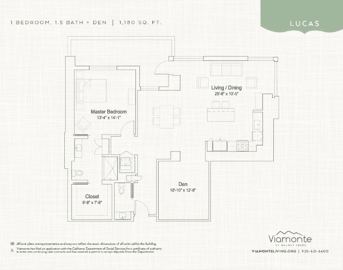 Lucas floor plan