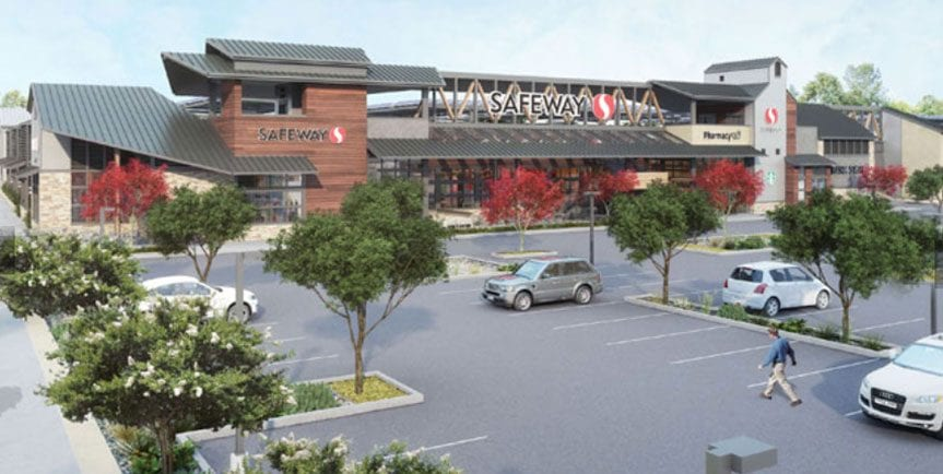 the orchards safeway renderings