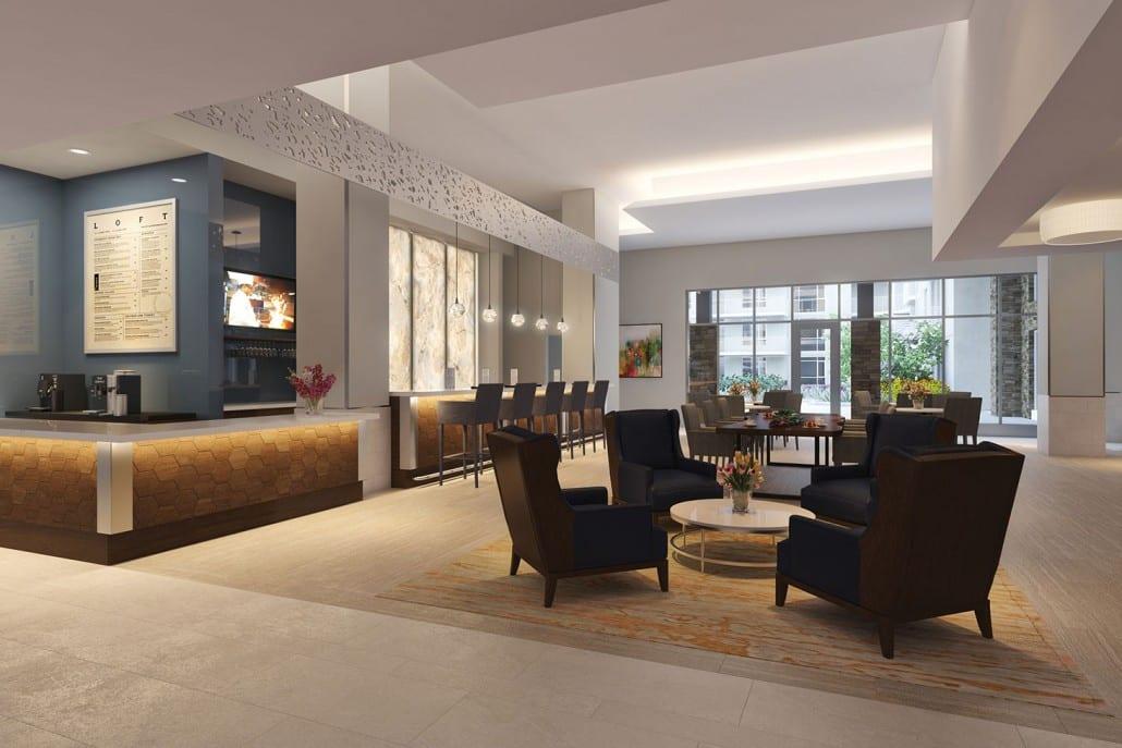 Viamonte lobby image